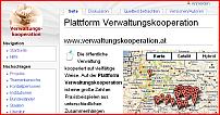 Zur Plattform Verwaltungskooperation