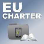 App-Logo der EU-Grundrechtscharta