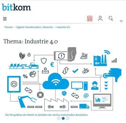 Informatisierung: BITKOM